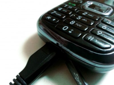 cell phone charger call text answer charge